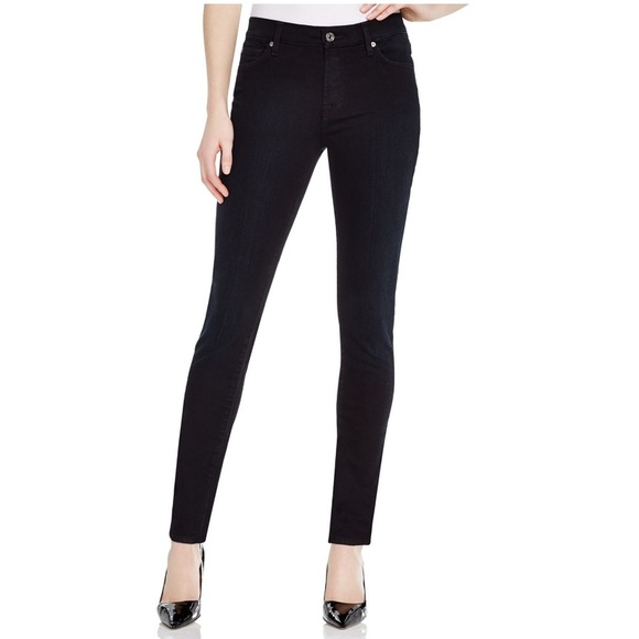 7 FOR ALL MANKIND / GWENEVERE SKINNY JEANS